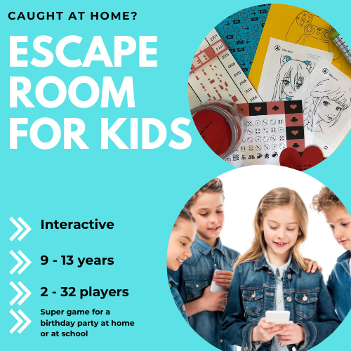 Escaperoom for kids