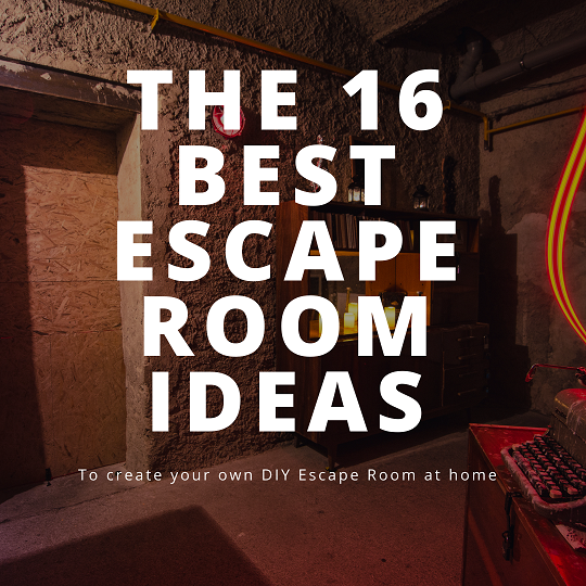 16 best Escape Room Ideas