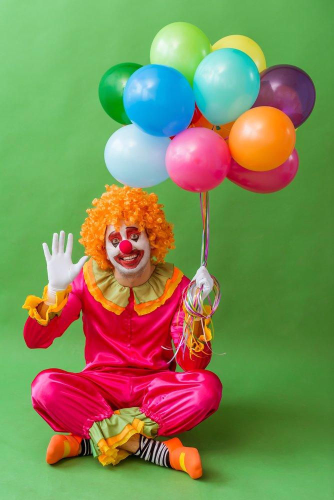 Kids entertainment clown