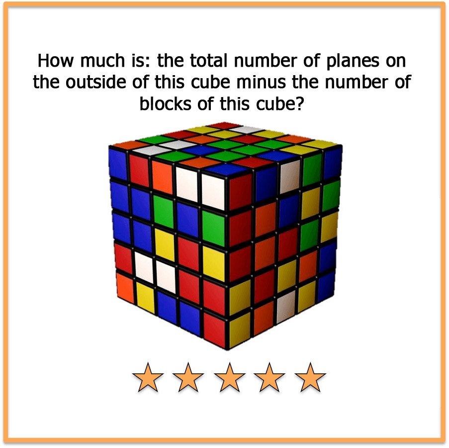 brain teaser cube