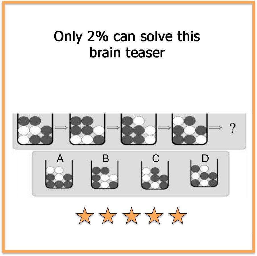 hard brain teaser